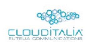 Logo CloudItalia partner NiceNet Stradella Pavia